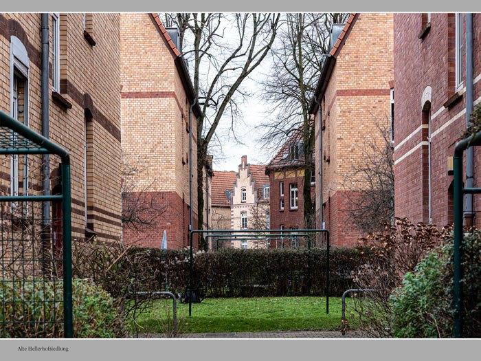 Alte Hellerhofsiedlung Fankfurt