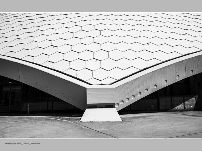 Jahrhunderthalle Hoechst Frankfurt